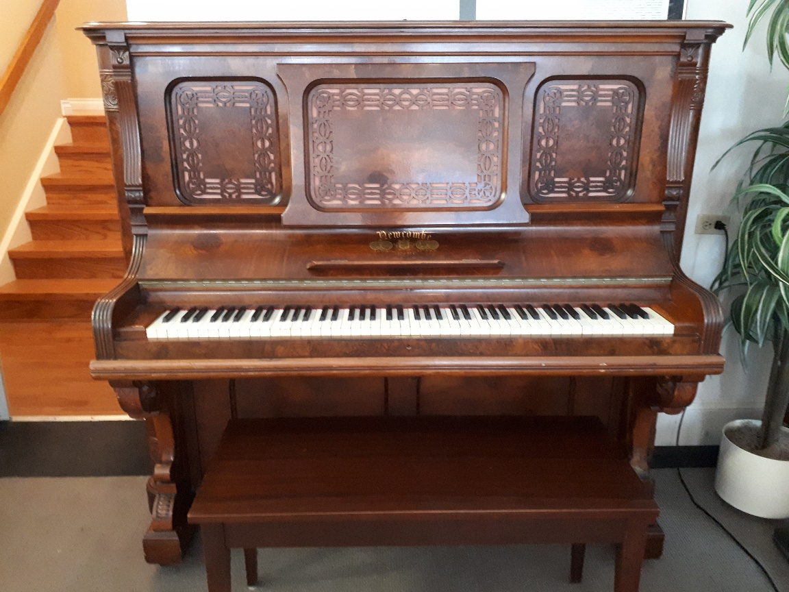 Newcombe Upright Piano